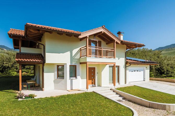 Risparmiare fuori e dentro casa for Sito web dove puoi costruire la tua casa