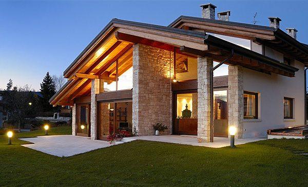Architettura ecosostenibile: le case in legno