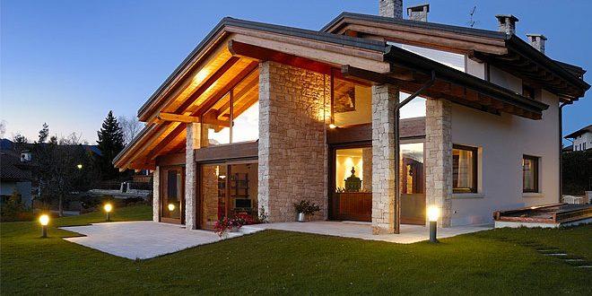Architettura ecosostenibile le case in legno for Casa in legno costo totale