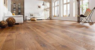 Levigatura e verniciatura di pavimenti in legno
